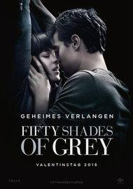 """Filmplakat für """"FIFTY SHADES OF GREY"""""""