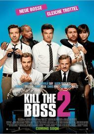 "Filmplakat für ""Kill the Boss 2"""