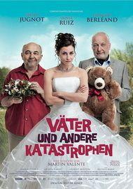 """Filmplakat für """"Väter und andere Katastrophen"""""""
