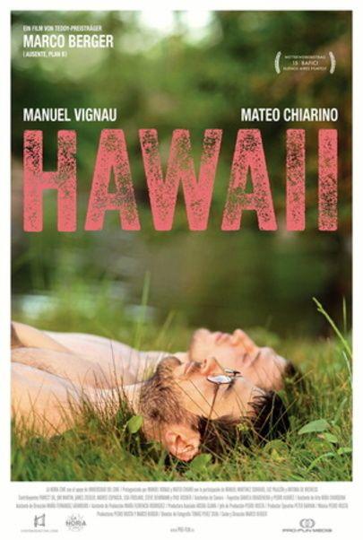 """Filmplakat für """"Hawaii"""""""