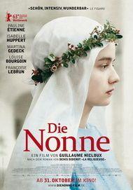 """Filmplakat für """"Die Nonne"""""""