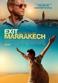 """Filmplakat für """"Exit Marrakech"""""""