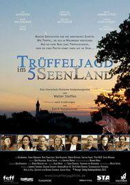 "Filmplakat für ""Trüffeljagd im 5Seenland"""