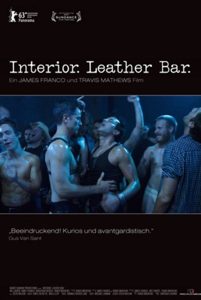 "Filmplakat für ""Interior. Leather Bar."""
