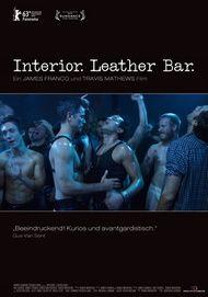 """Filmplakat für """"Interior. Leather Bar."""""""