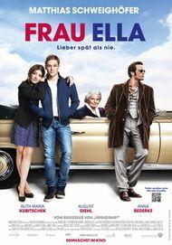 "Filmplakat für ""Frau Ella"""
