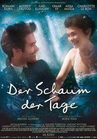 """Filmplakat für """"Der Schaum der Tage"""""""