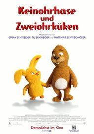 """Filmplakat für """"Keinohrhase und Zweiohrküken"""""""