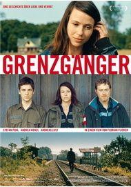 """Filmplakat für """"Grenzgänger"""""""