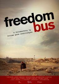 """Filmplakat für """"Freedom Bus"""""""