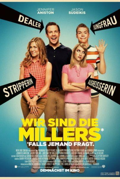 Wir Sind Die Millers Ganzer Film Deutsch