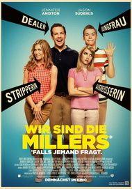 """Filmplakat für """"Wir sind die Millers"""""""