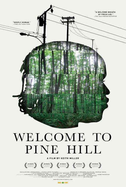 """Filmplakat für """"Welcome To Pine Hill"""""""