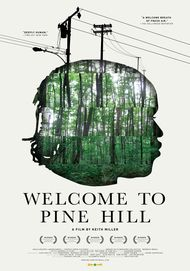 "Movie poster for ""Welcome To Pine Hill"""