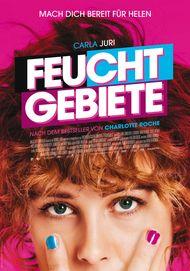 "Movie poster for ""Feuchtgebiete"""