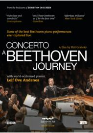 "Movie poster for ""CONCERTO: A BEETHOVEN JOURNEY"""