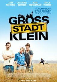 """Filmplakat für """"Grossstadtklein"""""""