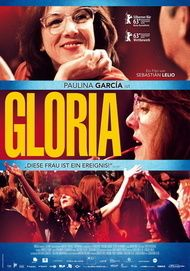 "Movie poster for ""Gloria"""