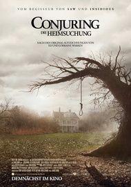 """Filmplakat für """"Conjuring - Die Heimsuchung"""""""