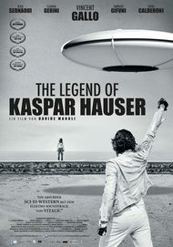 "Movie poster for ""La leggenda di Kaspar Hauser"""