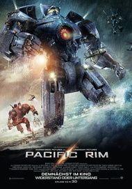 """Filmplakat für """"PACIFIC RIM"""""""