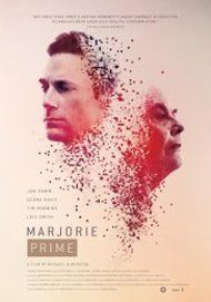 "Movie poster for ""MARJORIE PRIME"""