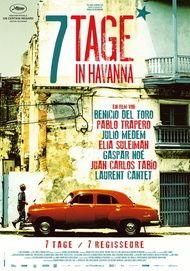 """Movie poster for """"7 días en La Habana"""""""