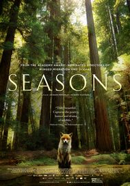 "Movie poster for ""SEASONS"""