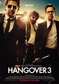 "Filmplakat für ""Hangover 3"""