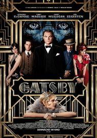 """Filmplakat für """"Der große Gatsby"""""""