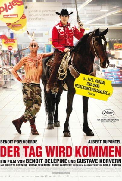 """Filmplakat für """"Der Tag wird kommen"""""""