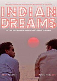 """Filmplakat für """"Indian Dreams"""""""