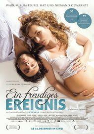 """Filmplakat für """"Ein freudiges Ereignis"""""""