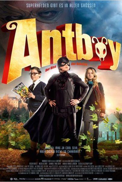"""Filmplakat für """"ANTBOY"""""""