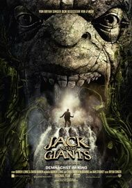 "Filmplakat für ""Jack and the Giants"""