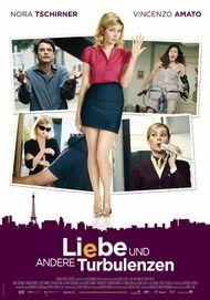 """Filmplakat für """"Liebe und andere Turbulenzen"""""""