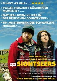 """Filmplakat für """"Sightseers"""""""