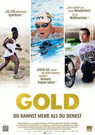 """Filmplakat für """"Gold - Du kannst mehr als Du denkst"""""""