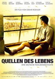 """Filmplakat für """"Quellen des Lebens"""""""