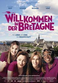 """Filmplakat für """"Willkommen in der Bretagne"""""""