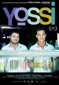 """Filmplakat für """"Yossi"""""""
