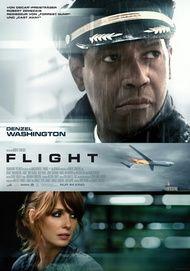 """Filmplakat für """"Flight"""""""