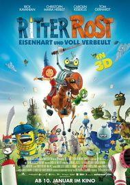 """Movie poster for """"Ritter Rost – Eisenhart und voll verbeult"""""""