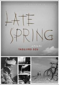 "Movie poster for ""LATE SPRING (4K RESTORATION)"""