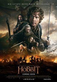"""Filmplakat für """"Der Hobbit: Die Schlacht der fünf Heere"""""""