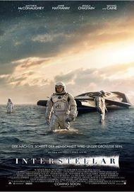 """Filmplakat für """"INTERSTELLAR"""""""