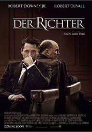 """Filmplakat für """"Der Richter: Recht oder Ehre"""""""