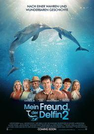 """Filmplakat für """"Mein Freund der Delphin 2"""""""