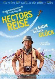 """Filmplakat für """"Hectors Reise oder Die Suche nach dem Glück"""""""