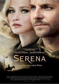 """Filmplakat für """"SERENA"""""""